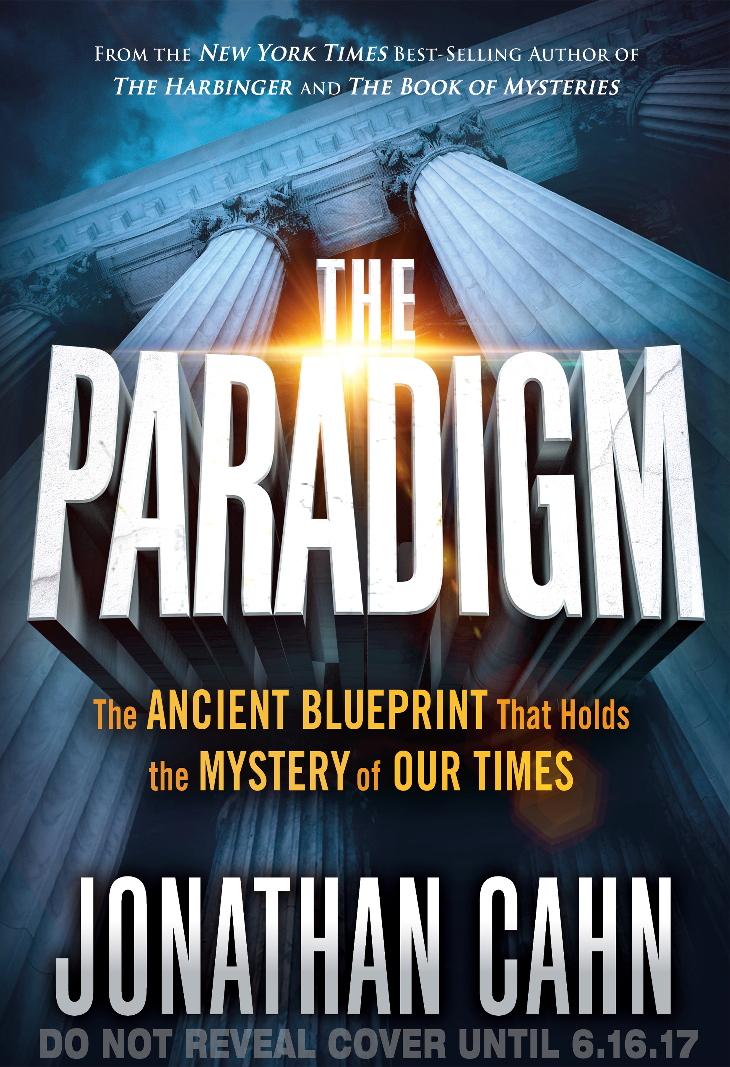 View and download the cover of jonathan cahns explosive new book additionally frontline the publishers of the paradigm have released the cover of cahns new book today view the cover here will link to the cover malvernweather Images